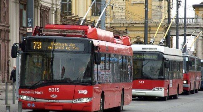 Jelentős támogatást kap Budapest: új trolik és villamosok jöhetnek