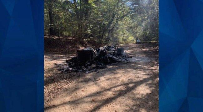 Egy kiégett kamionban találhatták meg a rejtélyesen eltűnt házaspárt