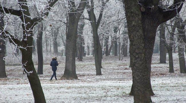 Kemény lesz az idei tél az időjós szerint