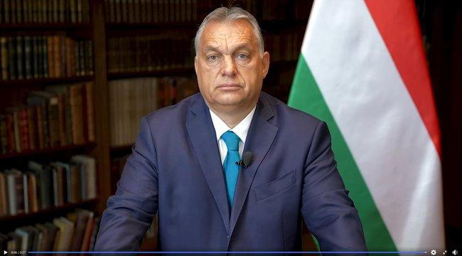 Orbán Viktor bejelentette: kötelező lesz a maszkhasználat a köztereken is