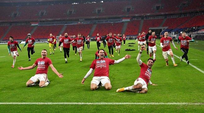 Óriási siker! Kijutott az Eb-re a magyar fociválogatott