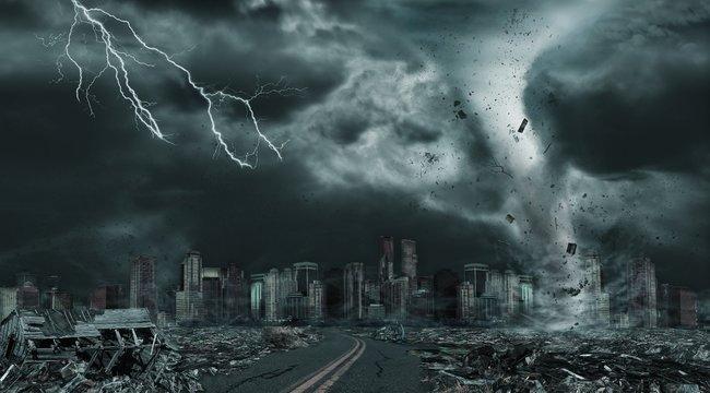 Lehet, hogy nem is teljes pusztulást jelent a világvége?