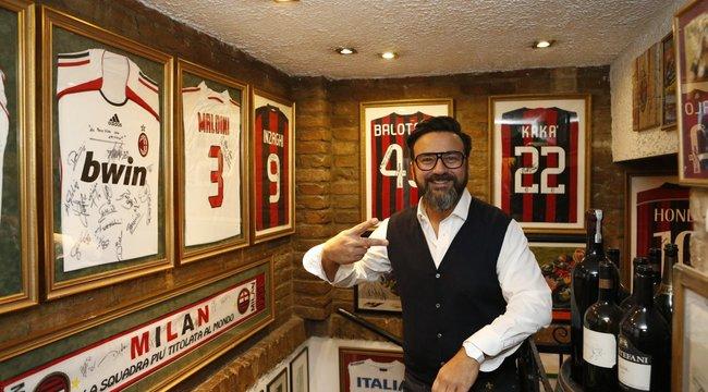Gianni Annoni segíti Marco Rossi nyelvtanulását