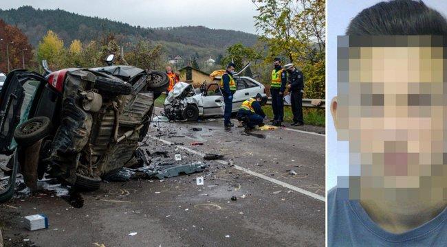 Horrorbaleset Salgótarjánnál: Azóta sírok, amitóta megtudtam, az én autómmal öltek meg két embert