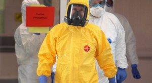 Oroszországban meghaladta a 150 ezret az egy hét alatt kimutatott új fertőzések száma
