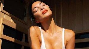 A szabadban pucsított hatalmasat Nicole Scherzinger - fotó