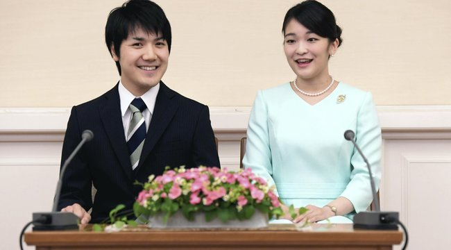 Idén sem megy férjhez a meseszép japán hercegnő, aki lemondana rangjáról a szerelméért