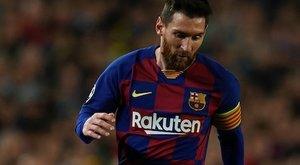 Lionel Messi: belefáradtam, hogy mindenért engem hibáztatnak Barcelonában