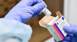 Elsőként mi kaptunk az orosz vakcinából