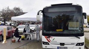 370 ezer embert tesztelnekcsaknem 17 ezer helyszínena következő napokban Magyarországon