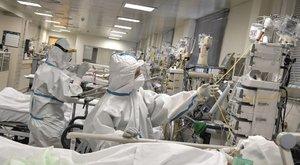 Németországba kellett szállítani két koronavírusos beteget Nagyszebenből, mert az életmentő gépből hiányzott néhány alkatrész