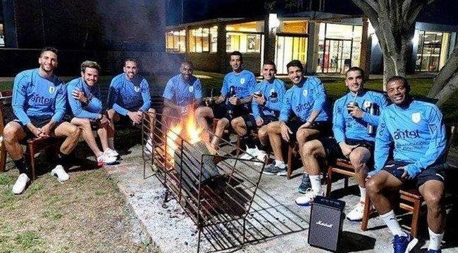 Addig ünnepelték a győzelmet az uruguayiak, míg a fél csapat koronavírusos lett