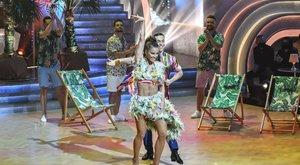 Dancing With The Stars: Gelencsér Tímea és Győrfi Dani koronavírusos lett