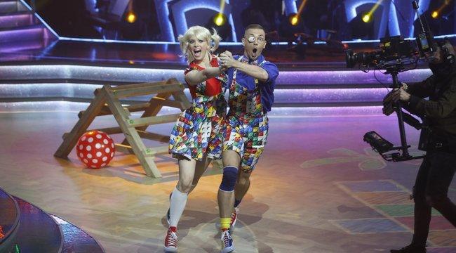 Ennek a párosnak véget ért a Dancing With The Stars műsora
