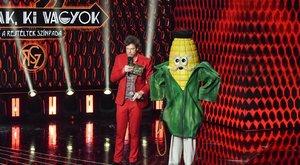 Nagy leleplezés a TV2-n: ez a hazai sztár lapult a Kukorica jelmeze alatt
