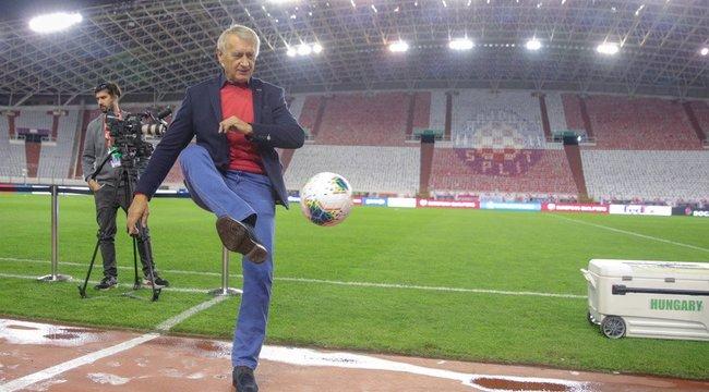 Dunai Antal kemény kritikája:77 évesen is beférnék az Újpestbe