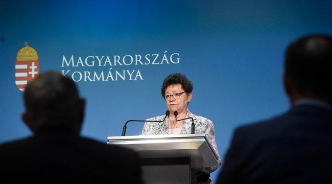 Müller Cecília: megkezdték a tanárok tesztelését, ezek a legfontosabb tudnivalók