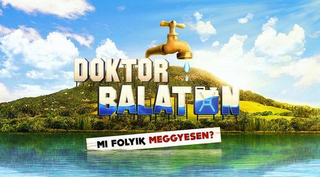 Végre! Hamarosan indul a Doktor Balaton a TV2-n – videó