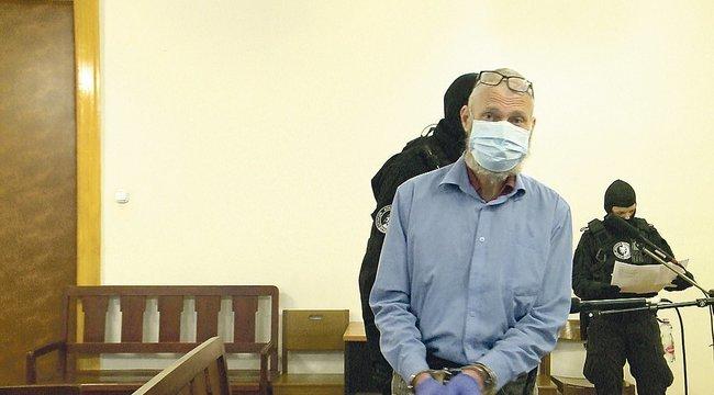 Félnek, hogy újra bekattan: visszamehet a börtönbe a koronavírus miatt Molotov-koktéllal fenyegetőző Sándor