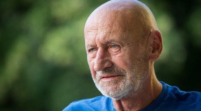 Vércsoportjában bízik Reviczky Gábor a koronavírus ellen