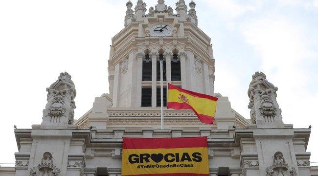 Spanyolországban az idősotthonok lakói és dolgozói kaphatnak elsőként védőoltást