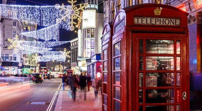 Harmadik hullám lehet a britek karácsonyából