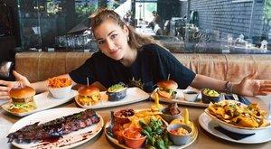 Döbbenet! 9000 kalóriát eszik a szuperdögösLivia - fotók