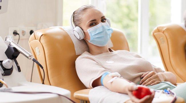 Adjon vért és mentsen életet!