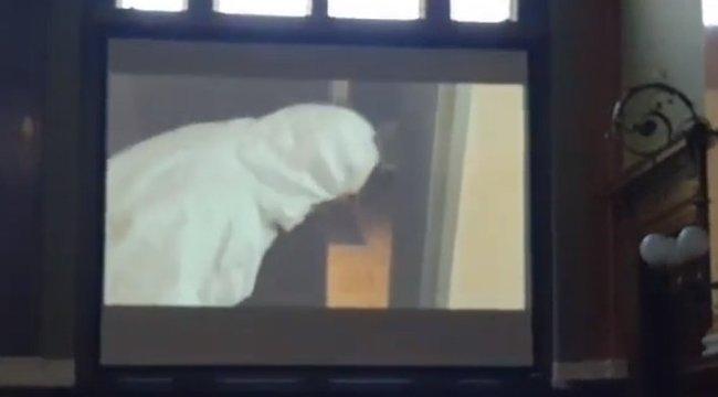 Exkluzív videó: Ez fogadta a helyszínelőket az eltűnt VV Fanni lakásán