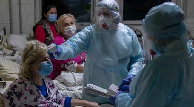 Nem enyhül a járvány Szlovéniában és Horvátországban
