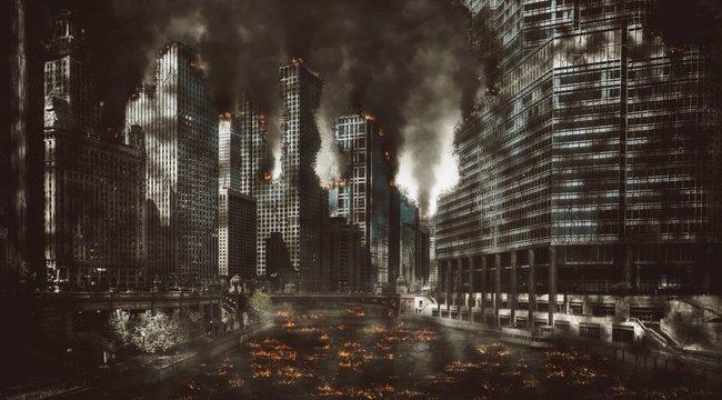 A járvány a végítélet előszele? Egy gép már megjósolta, hogy a 21. században jön a világvége