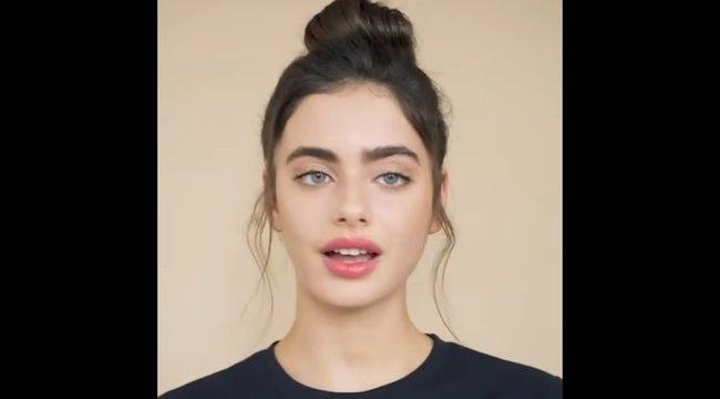 Külseje miatt szétszedte az internet a világ legszebbjének választott lányt – fotók