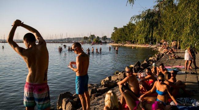 Továbbra is elérhető marad a Club Aliga strandja
