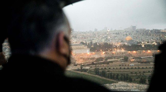Orbán Viktor: Harmatoztak az egek Jeruzsálemben – fotók