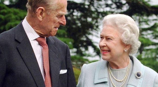 Szívszorító sorokkal búcsúzik szeretett férjétől II. Erzsébet királynő