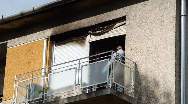 Borzalom: külföldi diák gyújtotta fel a kaposvári diáklányt és anyukáját | BorsOnline