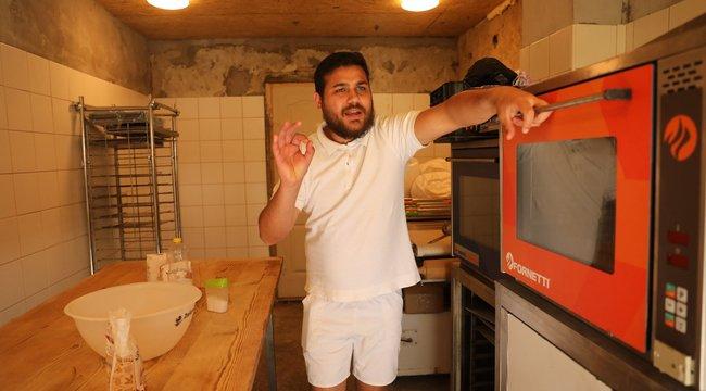 Sorra valósulnak meg az álmai ahernádnémeti roma péknek – videó