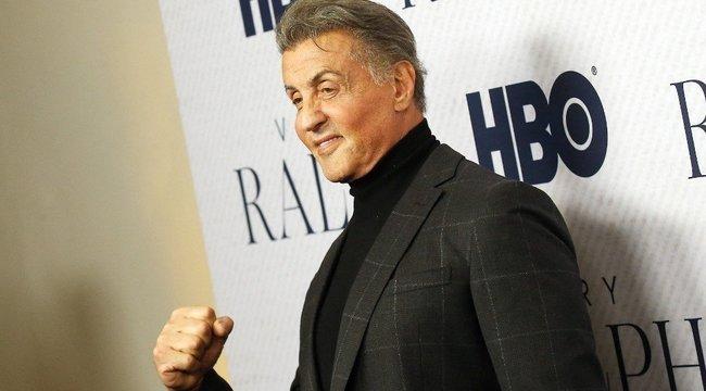 Olyan dolgokra képes a 74 éves Stallone, amitől a húsz évesek is becsinálnának – videó