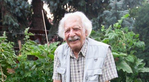 Elképesztő: soha nem látott interjú került elő az egy éve elhunyt Bálint gazdával | BorsOnline