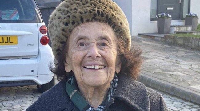 97 évesen lett sztár a TikTokon a magyar holokauszttúlélő – Videó   BorsOnline
