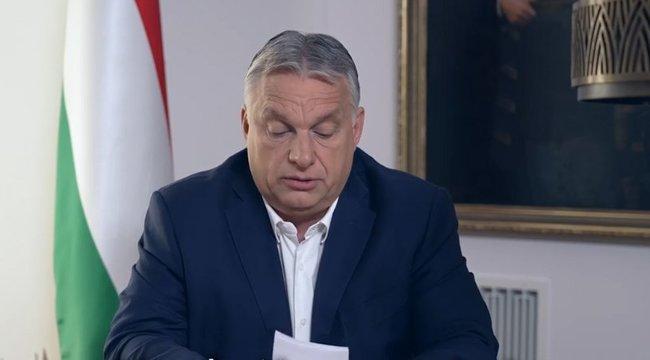 Rendkívüli bejelentést tett Orbán Viktor: a gyerekeket érinti – videó