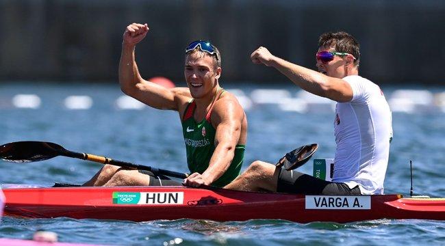 Óriási örömhír: Három magyar olimpiai éremmel indul a nap