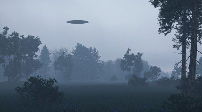 Vallott az egykori kém: kézzel fogható bizonyítékokat gyűjtött a földönkívüli életről