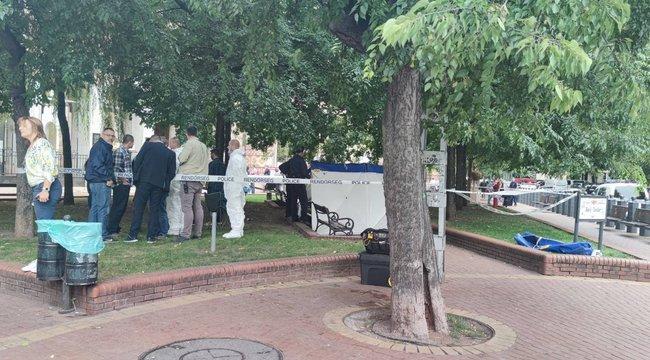Mostkaptuk: holttestet találtak fényes nappal Budapesten – Fotók | BorsOnline
