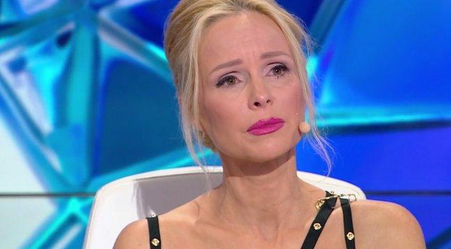 Dráma a vasárnap esti Sztárban sztár leszek!-ben: Köllő Babett az asztalra borulva sír Edina miatt