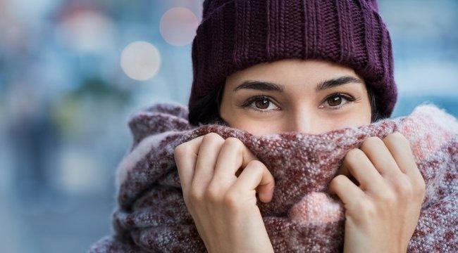 Készítse be a kabátot, ma sem kímél minket a hideg idő
