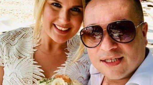L.L. Junior pontot tett a találgatások végére: Ezért nem csókolja meg feleségét
