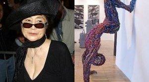 Yoko Ono körül forog a művészvásár