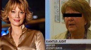 Vesztegetéssel gyanúsítják Xantus Barbara mamáját<br />