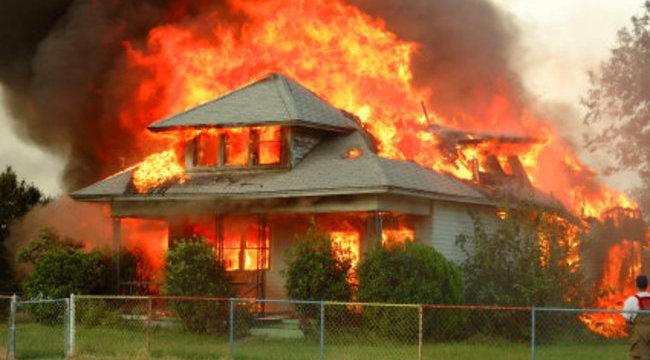Bosszúból felgyújtotta exe lakását